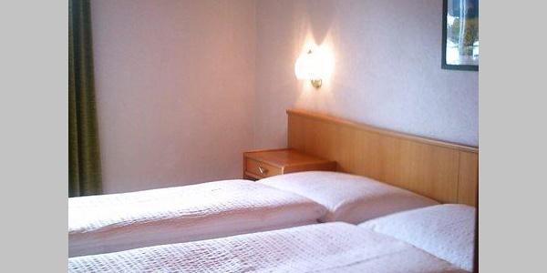 Fewo B Schlafzimmer
