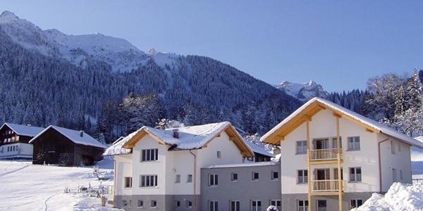 Gästehaus Hausberger, Winter