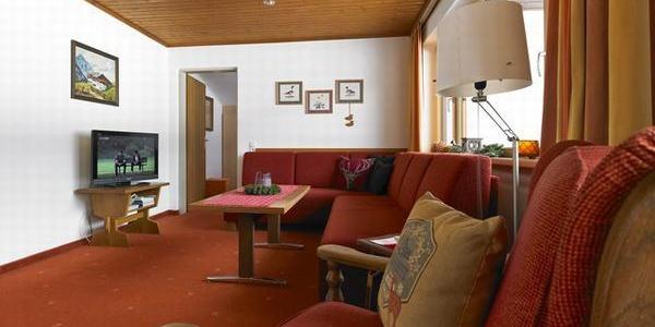115 m², Wohnzimmer