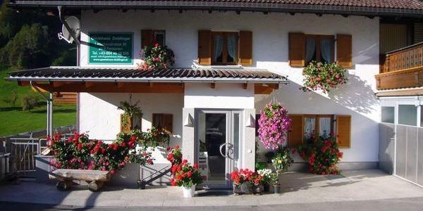 Gästehaus Doblinger, Sommer