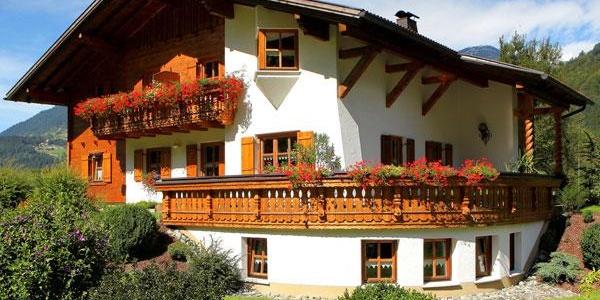 Landhaus Linda, Sommer