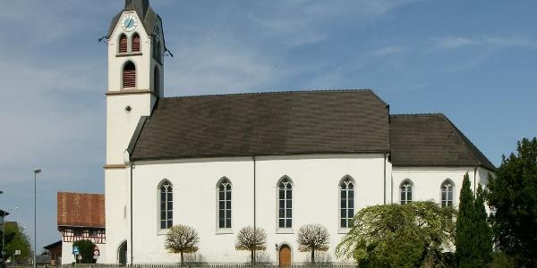 Pfarrkirche Heiliger Othmar 2