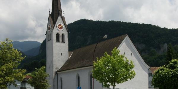 Alte Pfarrkirche Heiliger Ulrich