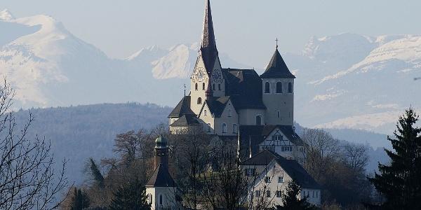 Pfarrkirche Unsere Liebe Frau Mariä Heimsuchung (Basilika Rankweil)
