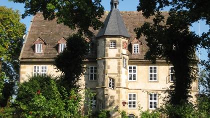 Schloss von Hammerstein Front