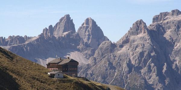 Sillianer Hütte.