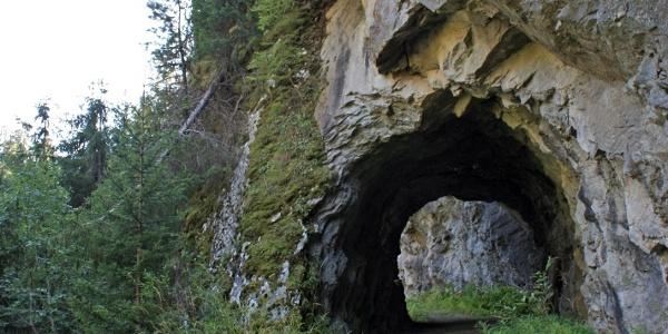 Etappe 8: Tunnel bei Mut d'Avers