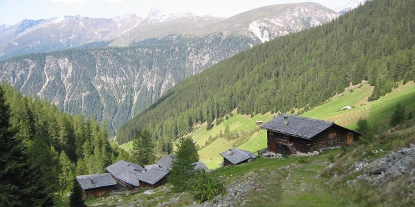 Etappe 14: Oberalp ob Monstein