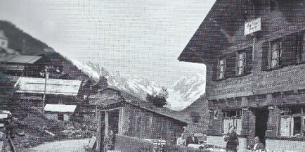 Gasthaus Ambord in Ferden