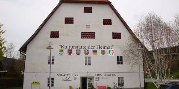 Kulturstätte der Heimat