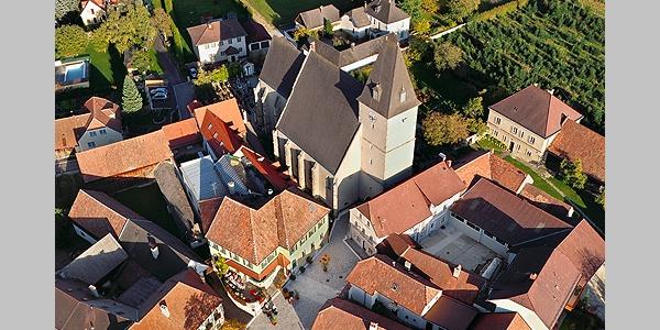 Wallfahrtskirche in Maria Laach