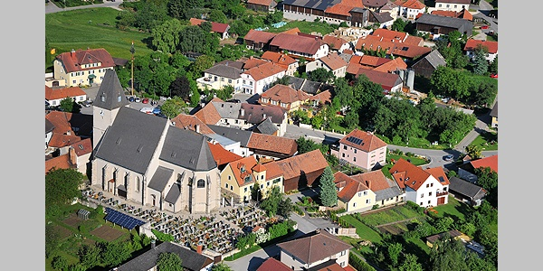 Wallfahrtskirche Maria Heimsuchung in Maria Laach