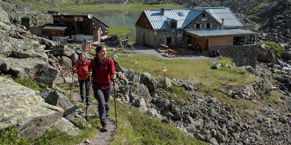 Wanderung Winnebachseehütte
