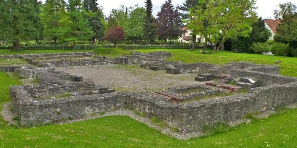 Römerbad auf dem Nikolausfeld