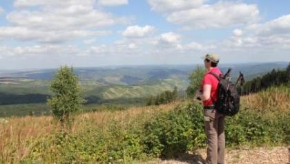 Blick vom Ohligsberg