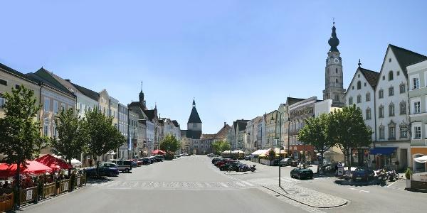 Stadtplatz Braunau