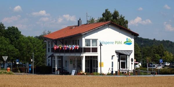 Tourist-Information Campingplatz Gunzenberg****