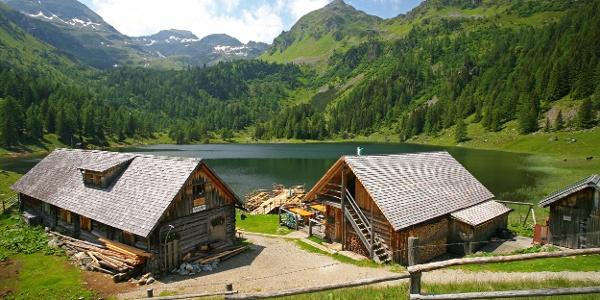 Fahrlechhütte, Duisitzkar, Obertal