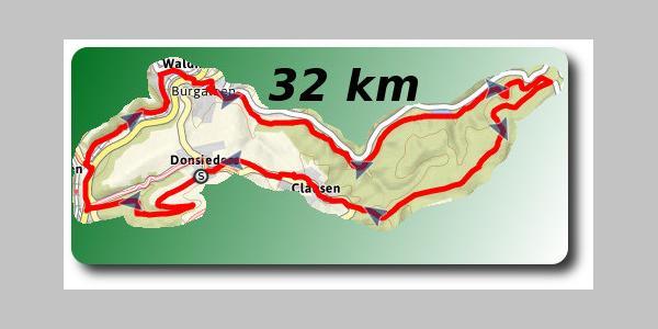 Übersichtsbild Hollertal Tour