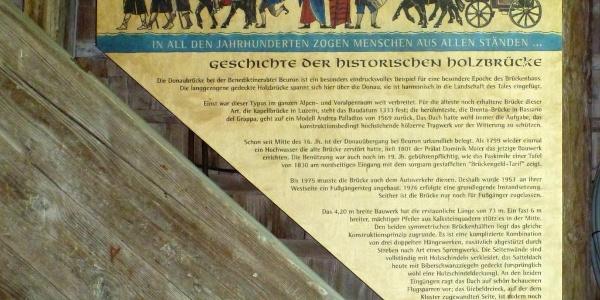 Geschichte der Holzbrücke