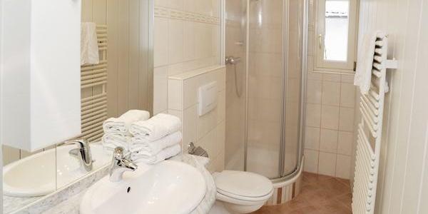 WC- Dusche