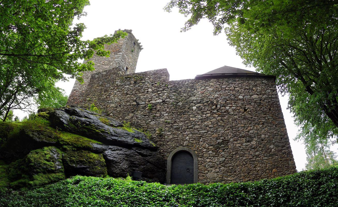 Burgruine Lobenstein