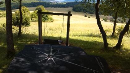 Am Rothaarsteig - Zubringer oberhalb Dillenburg