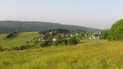 Ortsansicht Neuastenberg