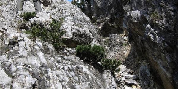 Kamin am Zirler Schützensteig