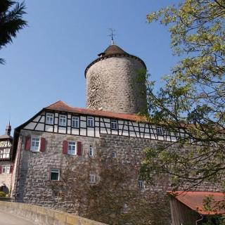Radtour Murrtal-Aspacher Weinberge