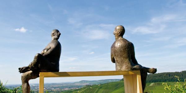 Skulpturenpfad bei Strümpfelbach