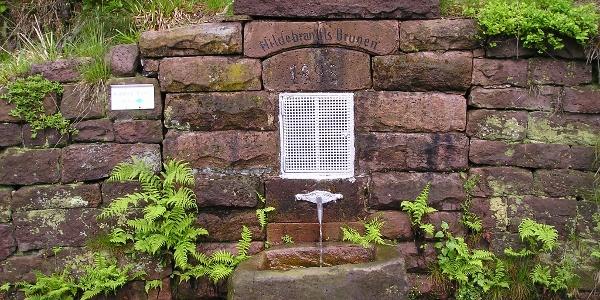 Brunnen unterhalb des Malbergs
