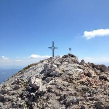 Gipfel Göll