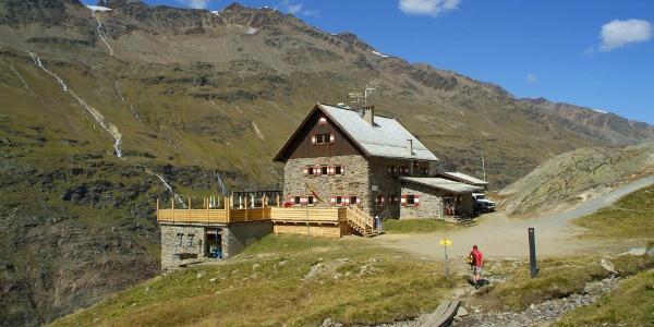 Langtalereck Hütte (2.450 m)