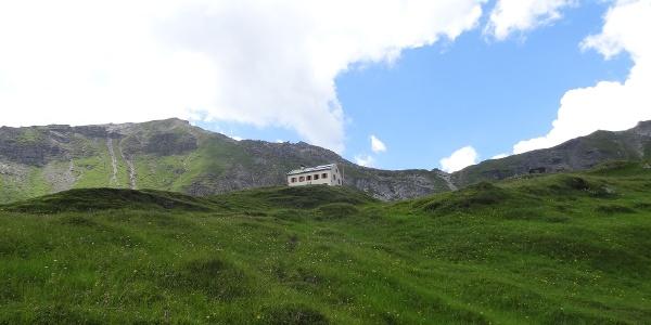 Padasterjochhaus (2232m)