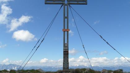 Gipfelkreuz Hochrettenstein