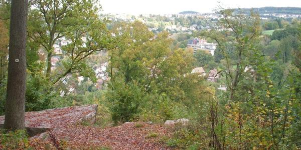 Gimpelstein - Ausblick