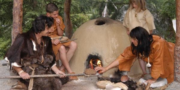 Ötzi Village