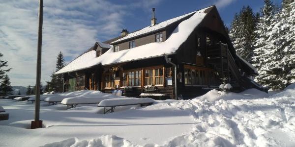 Herrgottschnitzer-Franz-Kaupe-Haus (Copyright: Herrgottschnitzer-Franz-Kaupe-Haus, Foto Alexandra Rudolf)