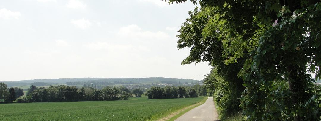 Auf dem Weg nach Kirchheim