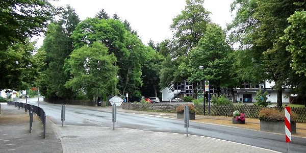 Haltestelle Schule in Ramsbeck