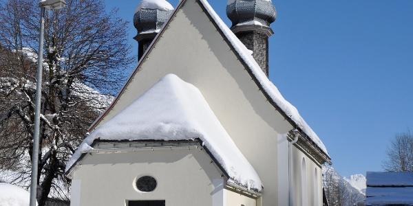 Dalaas, Kirche Hl. Kreuz