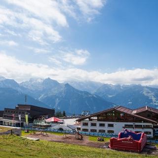 Ausgangspunkt der Tour: das Bergrestaurant Kapell
