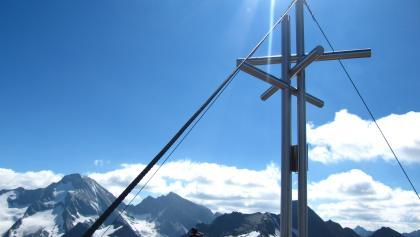 Gipfel Merbspitz 3.090m