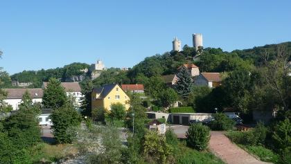 Rudelsburg Bad Kösen