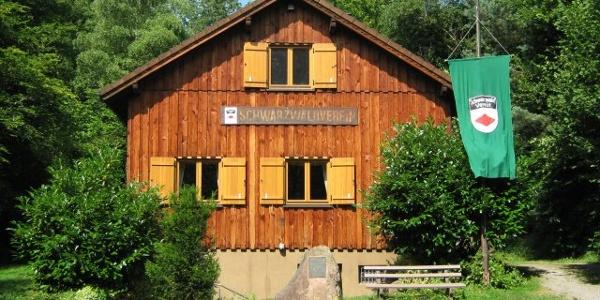 Im Lohwäldle, Heim des Schwarzwaldvereins Ittersbach