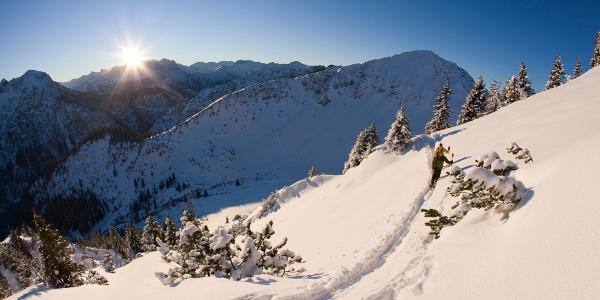 Skitour Ochsenälpleskopf