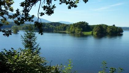 Fernwanderweg Meditationsweg Ammergauer Alpen - Staffelsee