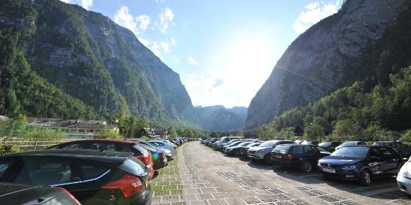 Parkplatz 2 in Hallstatt
