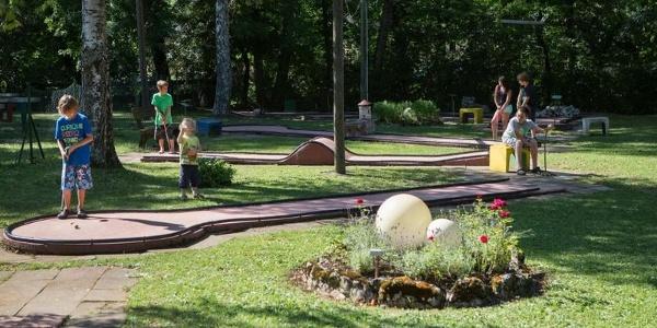 Minigoldplatz Waldschenke Schömberg